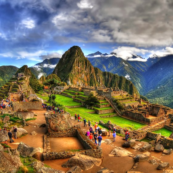Andes Tourism