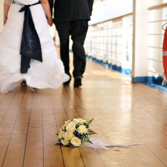 How Do I Get Married on the Royal Caribbean Cruise Line?