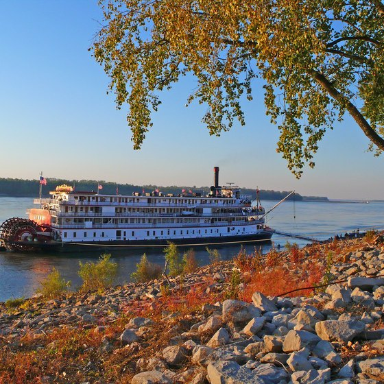 Riverboat Cruises Near Biloxi, Mississippi
