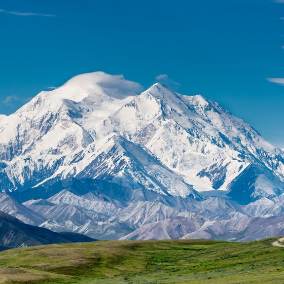 The Seven Biggest Mountains in the U.S.