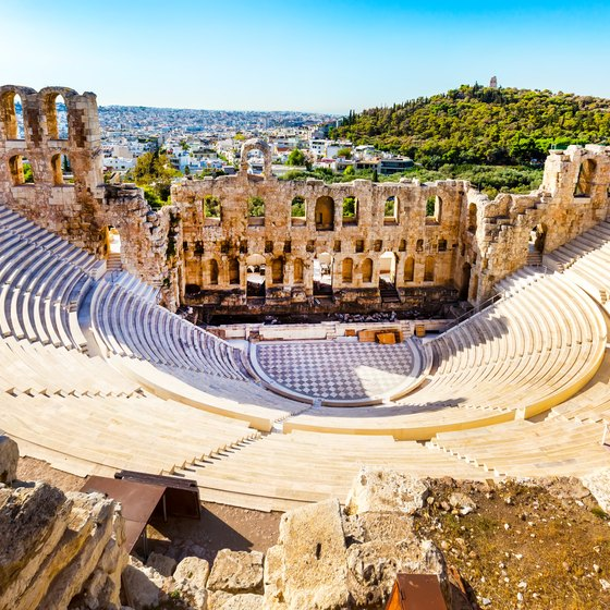Facts About the Acropolis of Athens