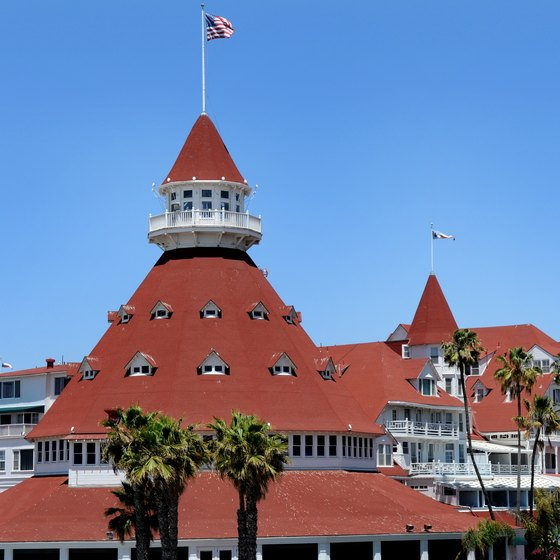 Facts on Hotel Del Coronado