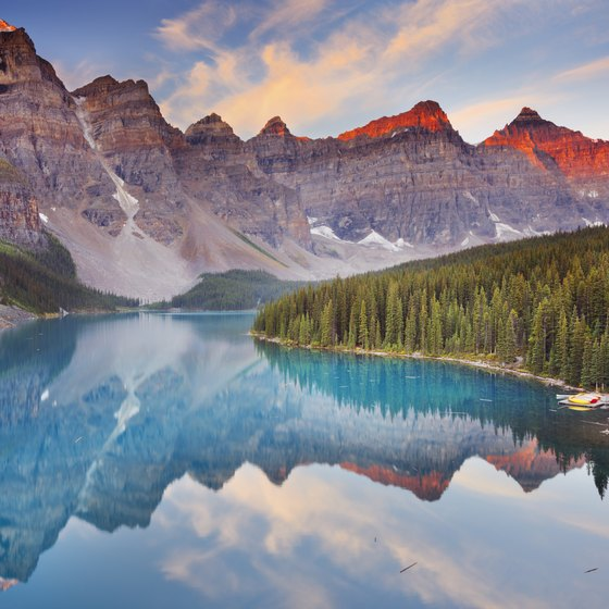 Top Ten Things to Do in Banff National Park