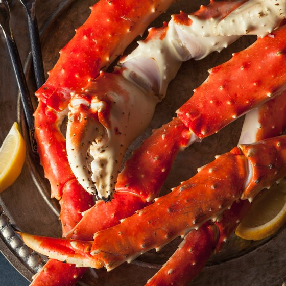 Maryland Restaurants With All-You-Can-Eat Crab Legs