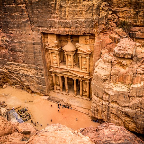 Getting to Petra, Jordan, From Israel