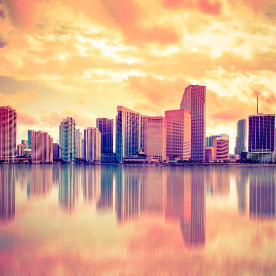 Miami Sunset Cruises