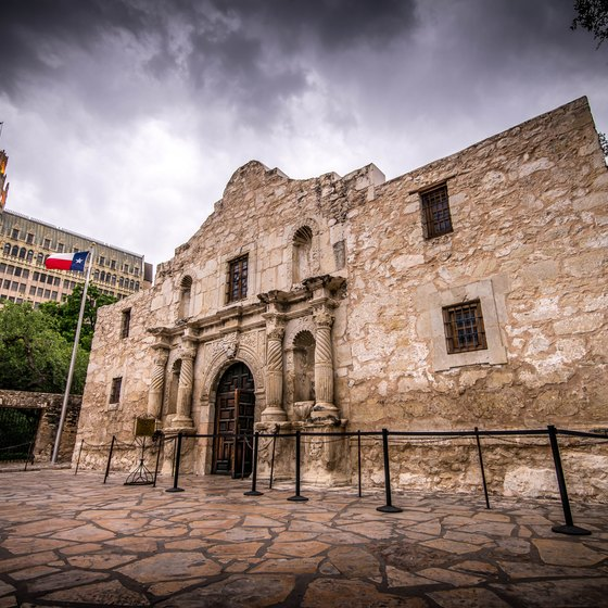 What Is There to Do Near the Alamo?