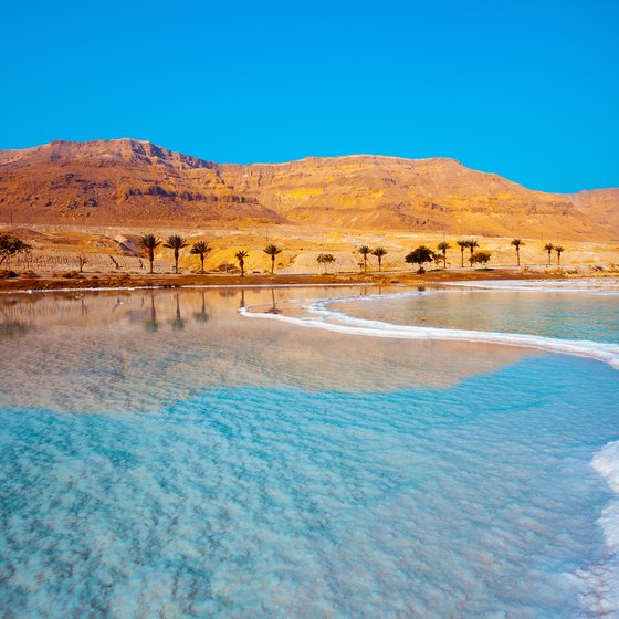 Healing Powers of the Dead Sea