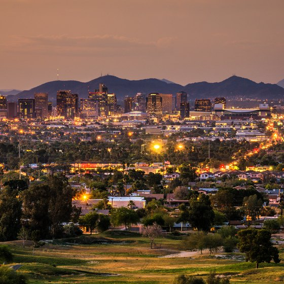 Cities to Visit in Arizona
