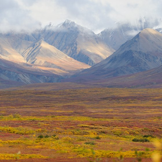 Places of Interest in the Tundra