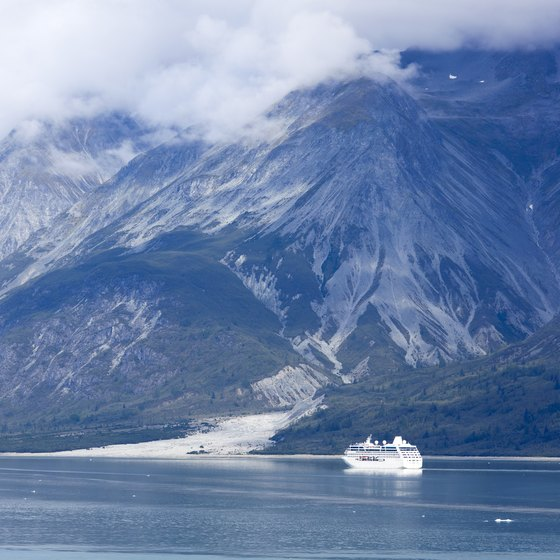 Cruise/Train Excursions in Alaska