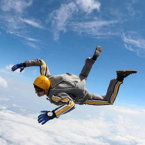 The Best Skydiving in Michigan