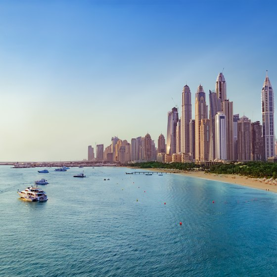 Things to Do in Dubai & Abu Dhabi