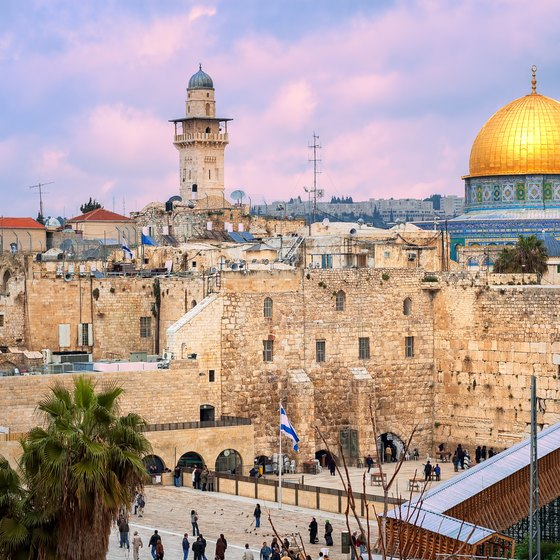 Tours of the Holy Land