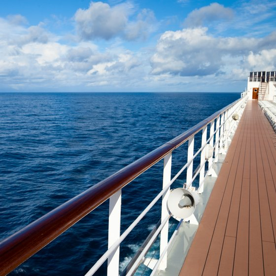 Baltimore Cruise Lines to Bermuda