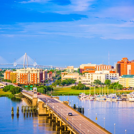 Dinner Cruises in Charleston