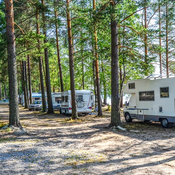 State parks in texas with rv hookups in lawrence