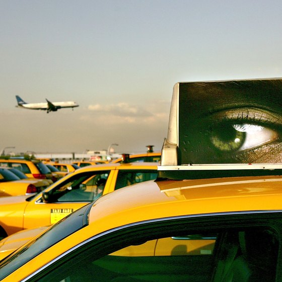 How to Take a Taxi From JFK Airport