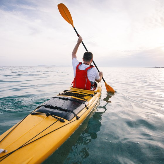 How to Kayak in La Jolla