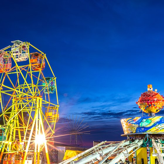 Carnivals in Taylor, Michigan
