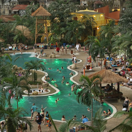 Indoor Water Parks Near Sevierville, Tennessee