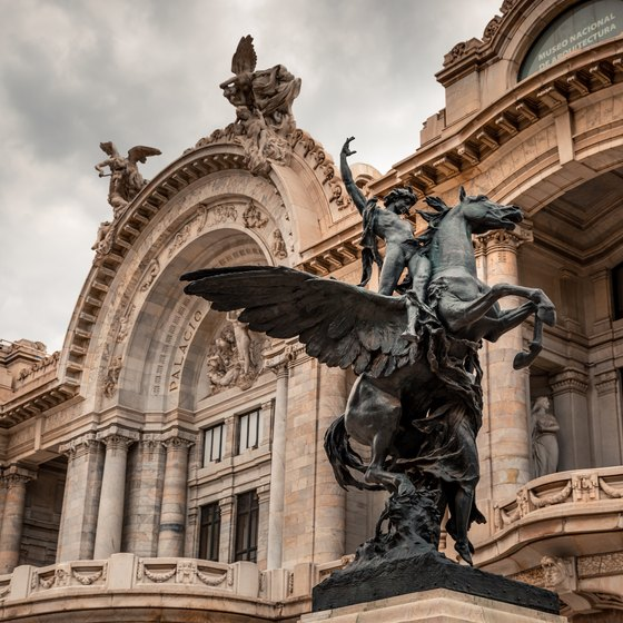 Historical Facts About Mexico City