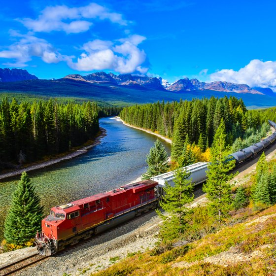 Interesting Facts About the Canadian Pacific Railway