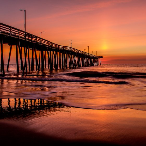 Three-Day Romantic Getaways to Virginia Beach, VA