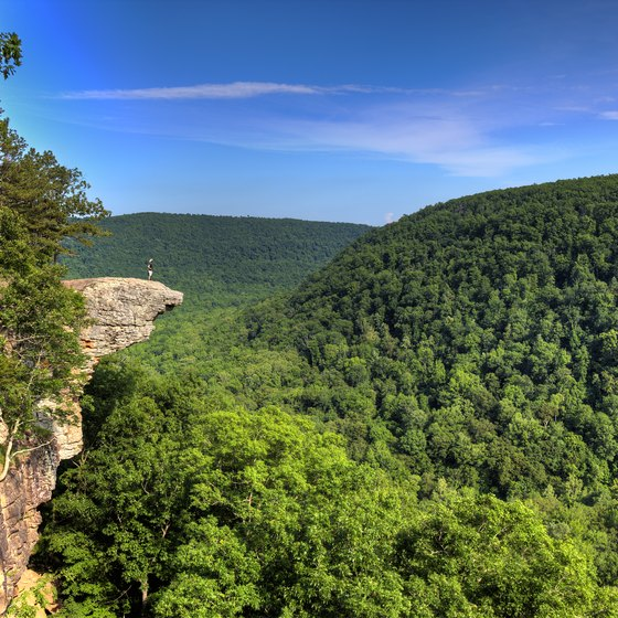 Where's the Best Camping in Arkansas?