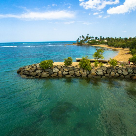 Beaches in Ponce, Puerto Rico