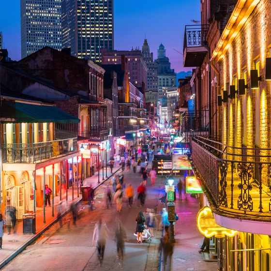 Free Walking Tours of New Orleans
