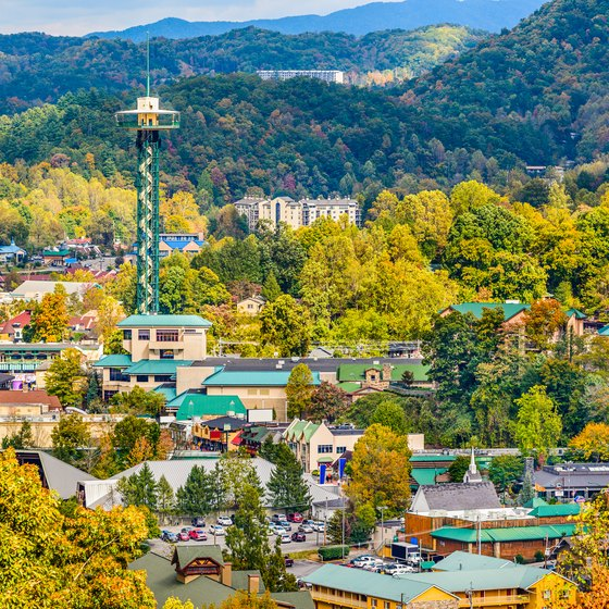 The Best Places to Stay to Watch the Ball Drop in Gatlinburg, TN