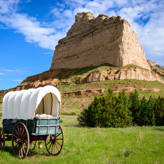 Supply List for Traveling the Oregon Trail