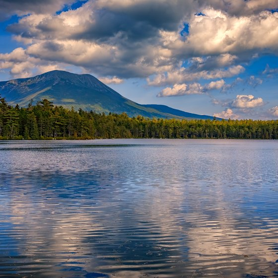 Places to Stay at Baxter State Par
