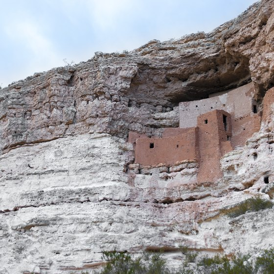 Information About the Geography in Mesa Verde National Park