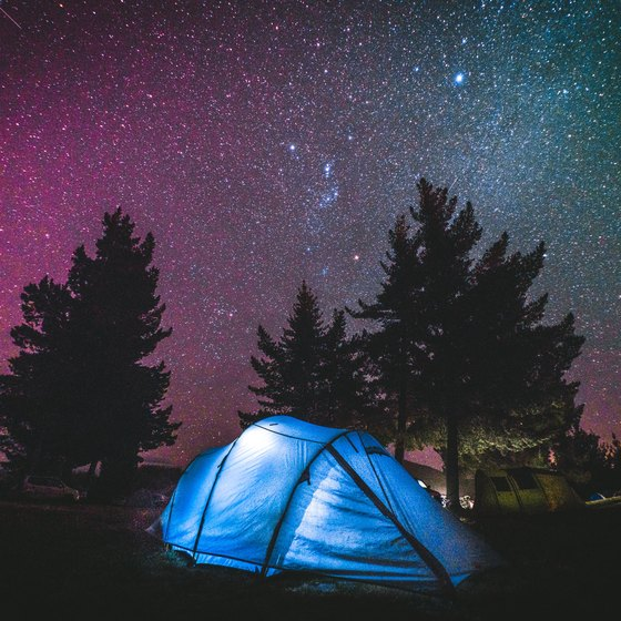 The Best In-Tent Camping in Illinois