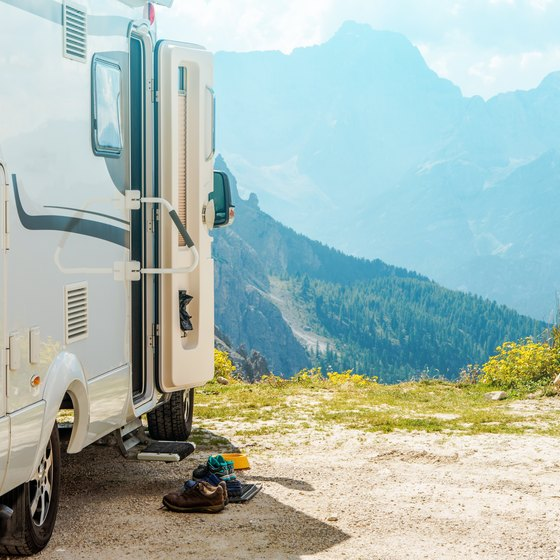 How to Find the Model Number of a Motor Home