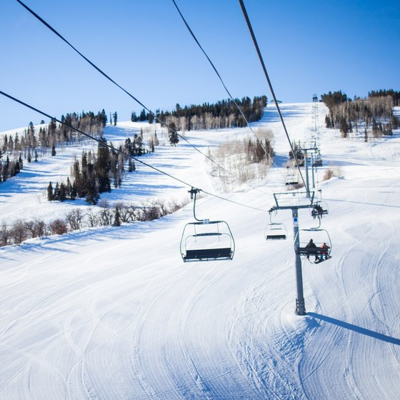 Colorado Ski Resorts Nearest Denver
