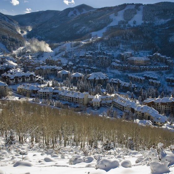 Top Colorado Ski Resorts for Non Skiers