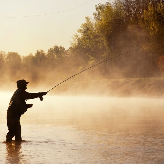 Fishing Hot Spots on the Mississippi River