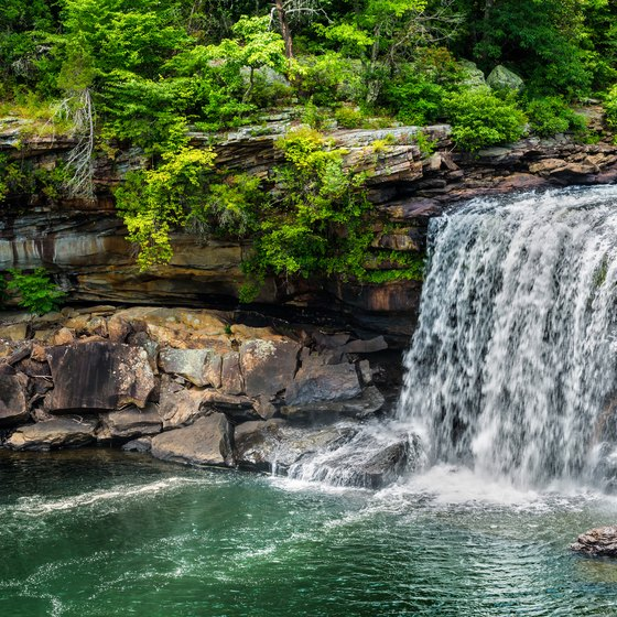 The Best Waterfalls in Alabama