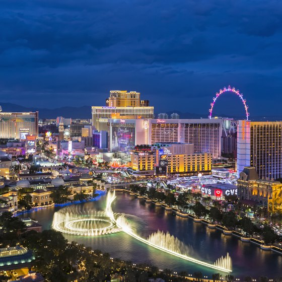 How do I Get the Best Deals on Vegas Vacations?