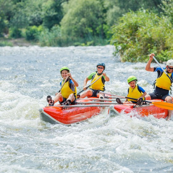 East Coast Rafting Trips