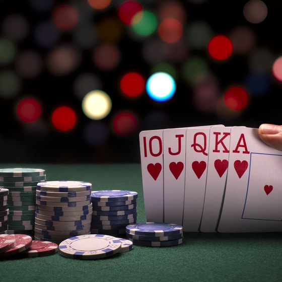 The Best Places for Poker in Atlantic City