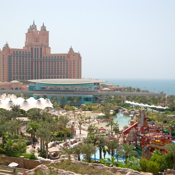 How to Get to Atlantis Resort From Cruise Port