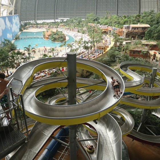 Indoor Water Parks in Virginia