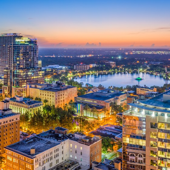 Stuff to Do in Orlando, Florida on a Sunday Night