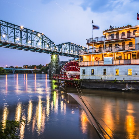 Riverboat Cruises in Delaware