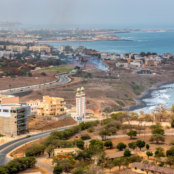 Senegal's Tourist Attractions