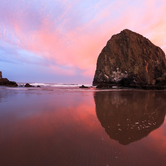 Campgrounds in Cannon Beach, OR